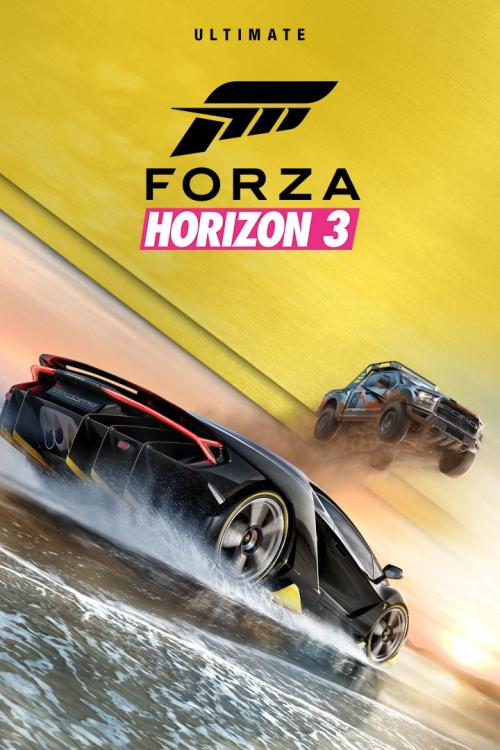Forza Horizon 3 终极版