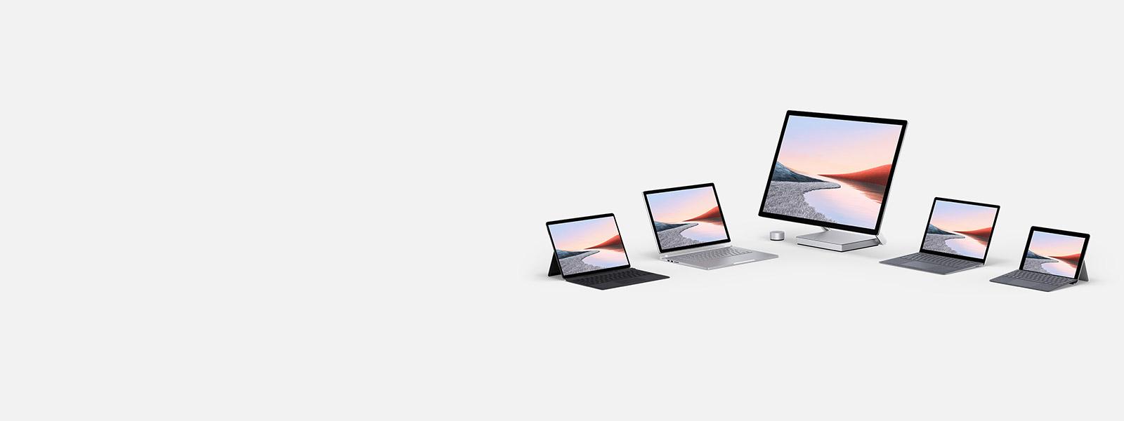 Surface All Access,按月付费焕新计划