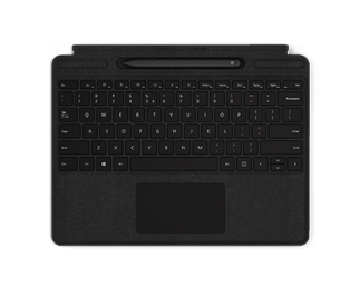 微软 Surface Pro X 带超薄触控笔的特制版专业键盘盖