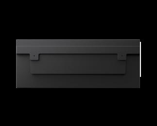 微软 Xbox One S 主机直立架 黑色