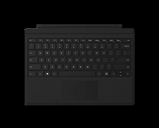 微软 Surface Pro 专业键盘盖商用版 典雅黑