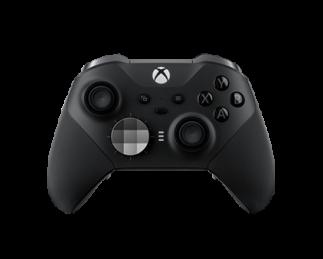 微软 Xbox Elite 无线控制器 2 代 黑色