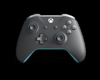微软 Xbox 无线控制器 蓝灰色
