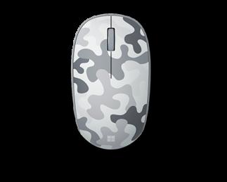 微软精巧鼠标迷彩特制版