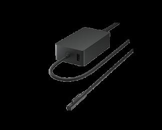 微软 Surface 127W 电源适配器 黑色
