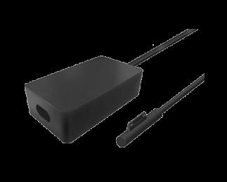微软 Surface 65W 电源适配器 黑色