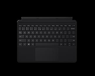 微软 Surface Go 专业键盘盖 典雅黑
