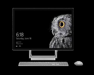 微软认证翻新 Surface Studio