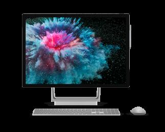 微软认证翻新 Surface Studio 2
