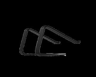 Twelve South Curve 笔记本电脑支架 黑色