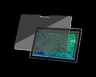 PanzerGlass Surface Book 玻璃防窥保护膜 13.5 英寸适用