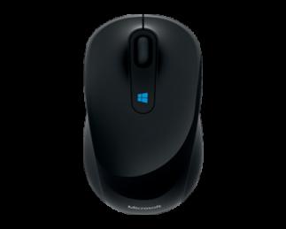 微软 Sculpt 无线便携鼠标