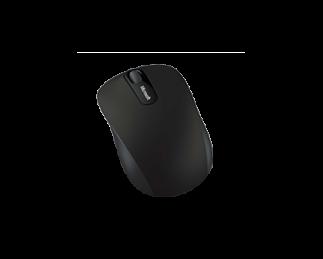 微软无线便携蓝牙鼠标 3600