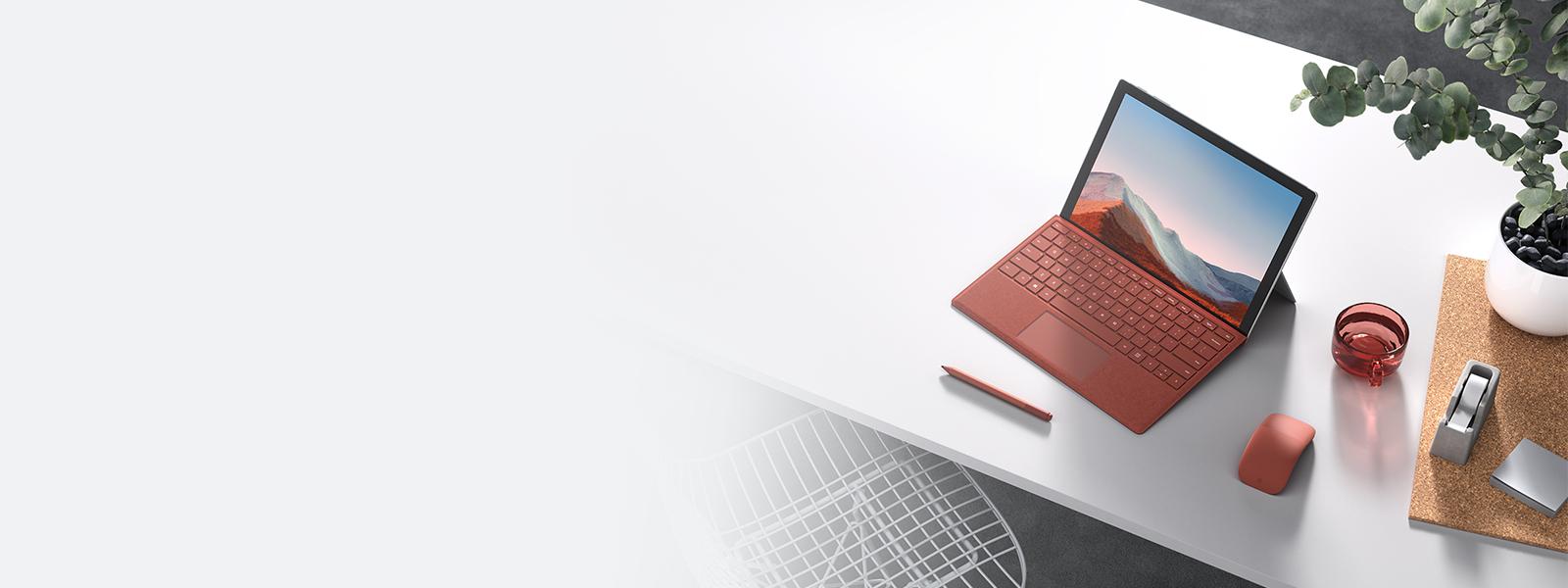 Surface Pro 7+ 商用版