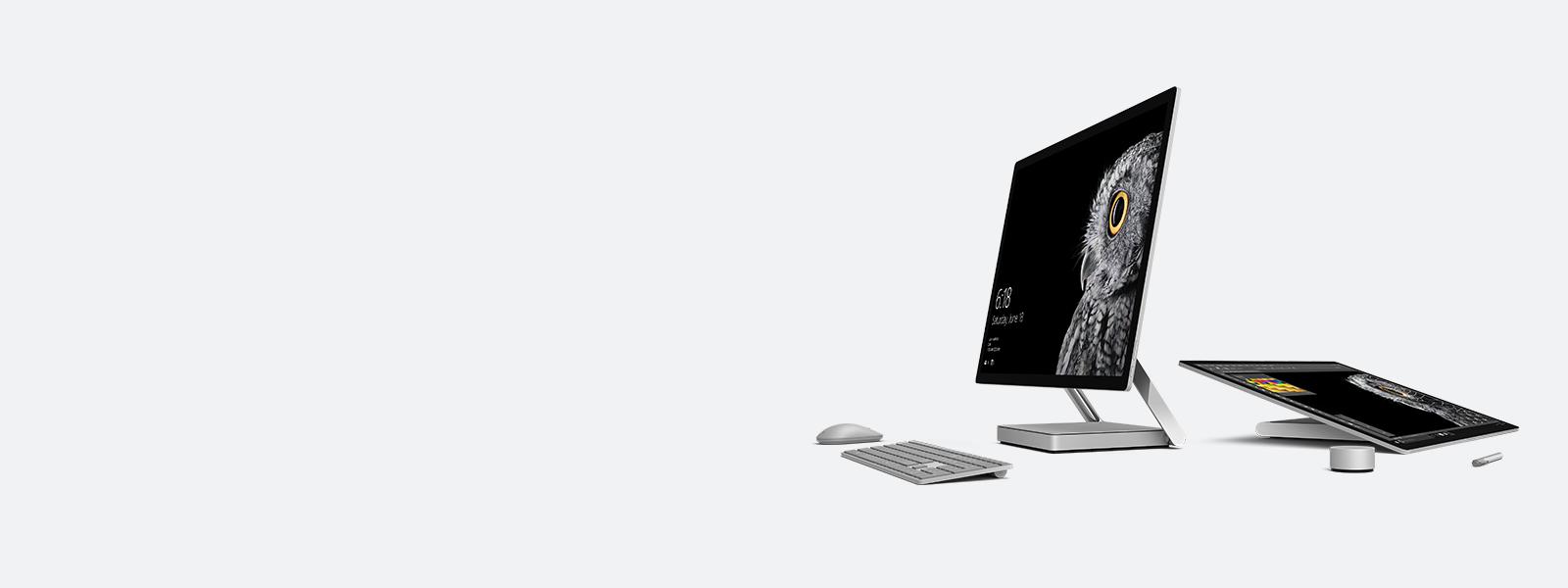 认证翻新 Surface Studio 商用版