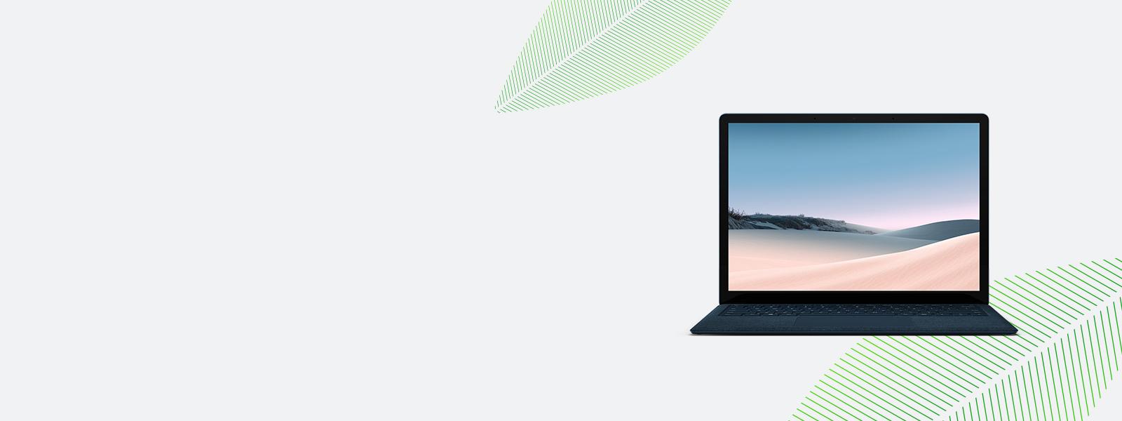 认证翻新 Surface Laptop 3