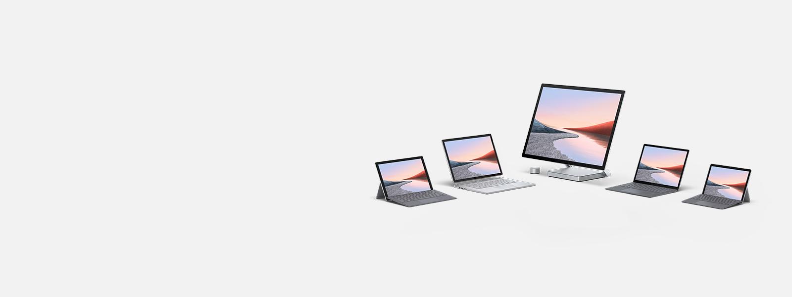 Surface 升级新体验