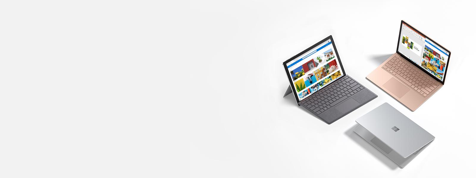 认证翻新 Surface 长辈优惠