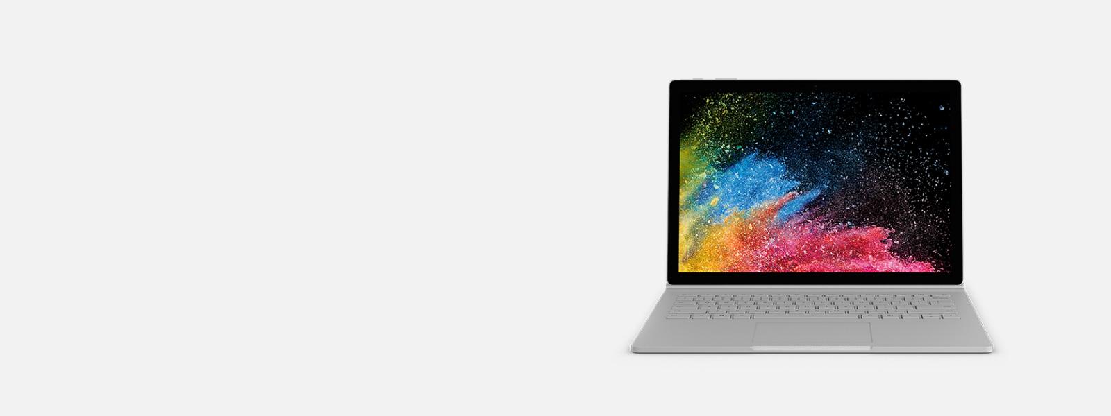 微软认证翻新 Surface Book 2