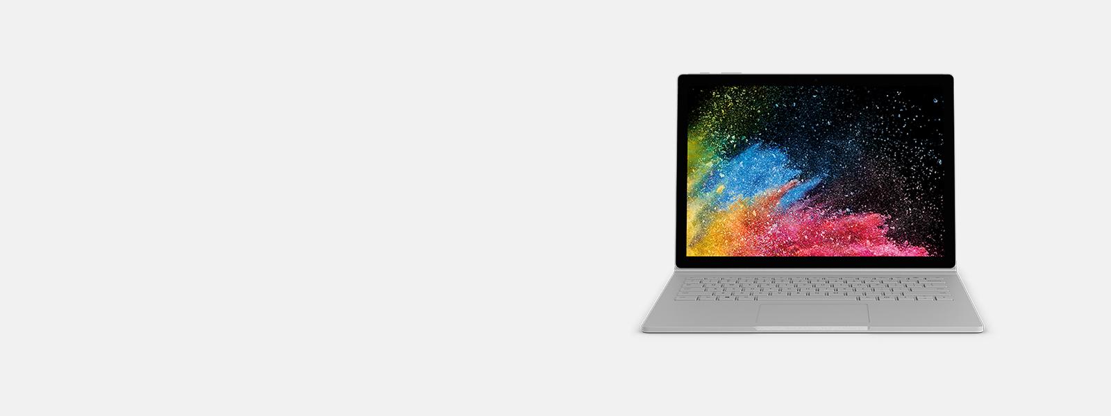 认证翻新 Surface Book 2 商用版