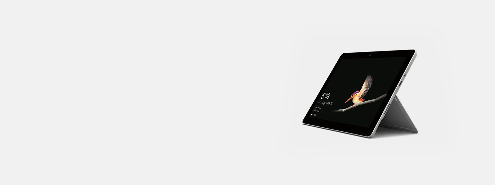 认证翻新 Surface Go 商用版