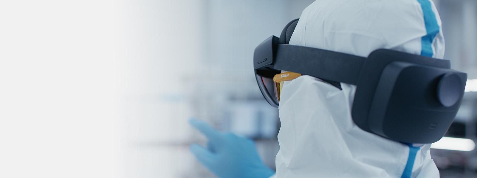 全新 HoloLens 2 工业版