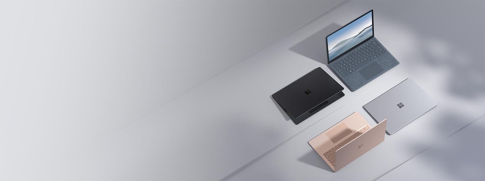 全新 Surface Laptop 4
