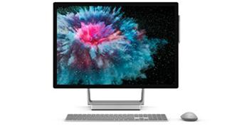 显示屏 28 英寸 PixelSense 显示屏,分辨率 4500 x 3000(192 PPI),屏幕比例 3:2,10 点触控