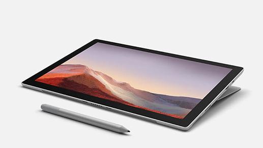 Surface Pro 7 工作室模式
