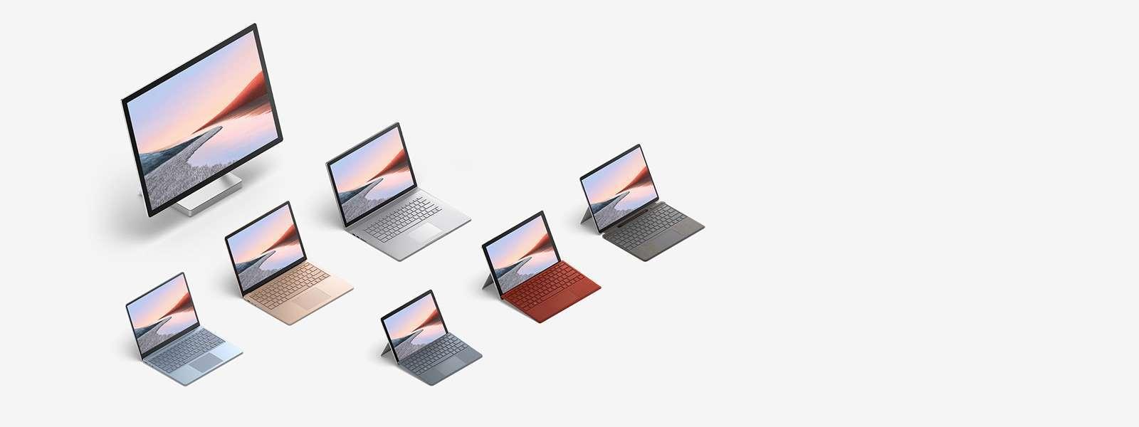Surface 电脑系列