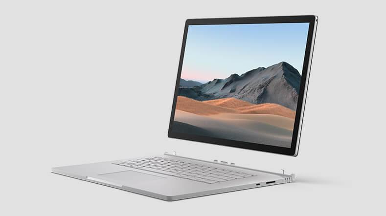 Surface Book 3 渲染图
