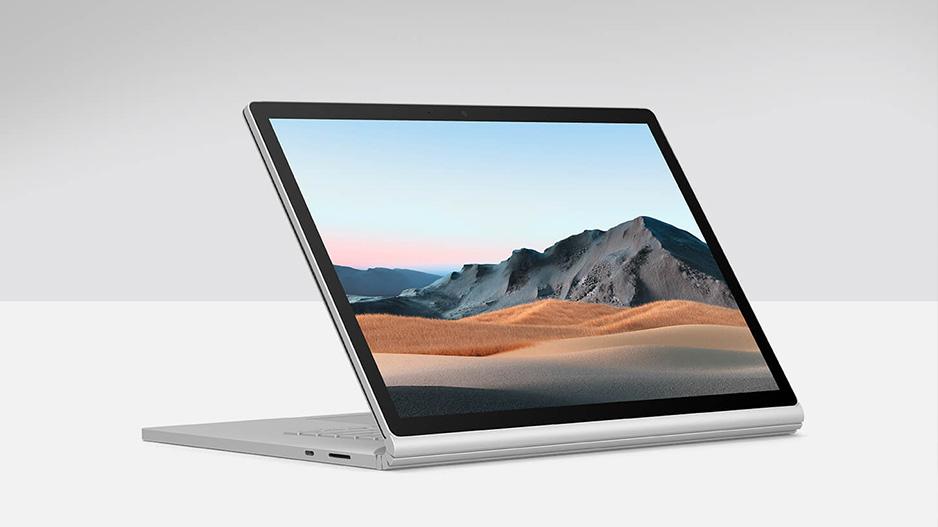 超强的 Surface 笔记本电脑,发挥你的创造力