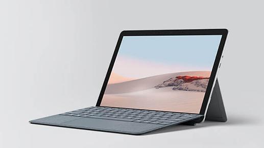 Surface go 2 笔记本模式