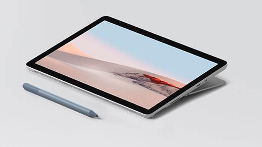 Surface Pro X 工作室模式