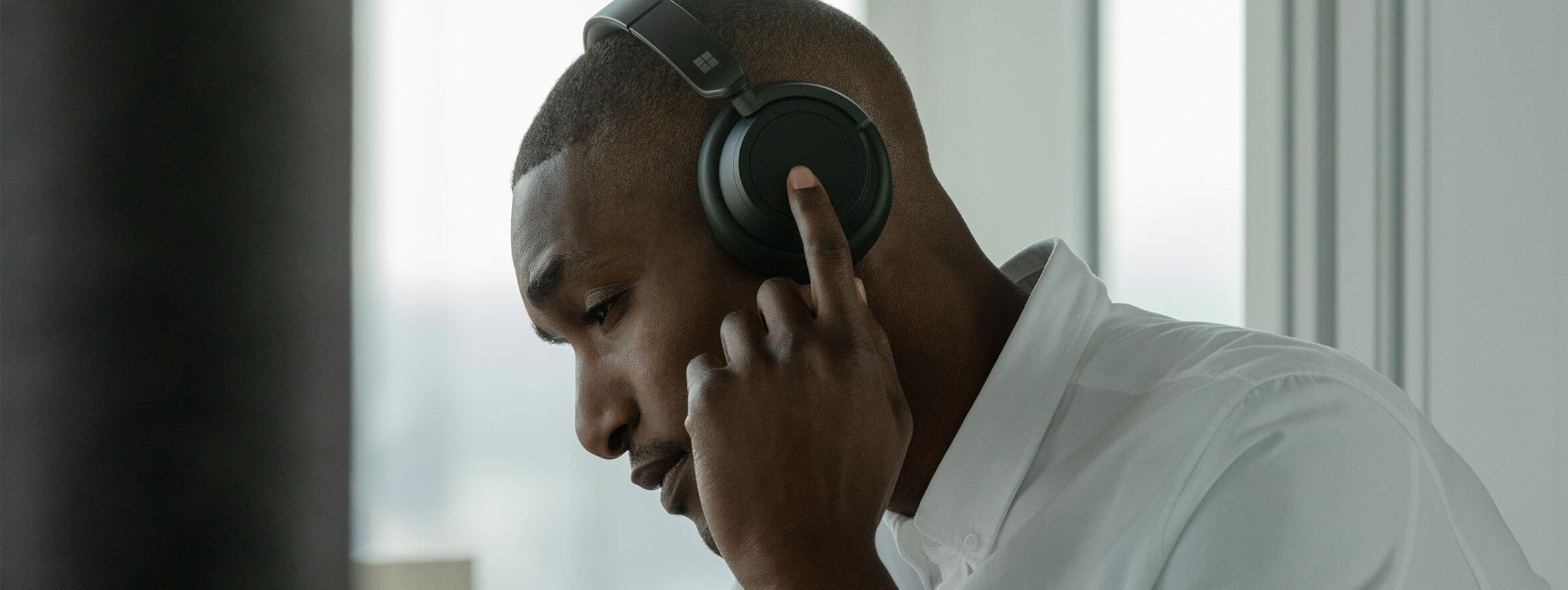 全新 Surface Headphones