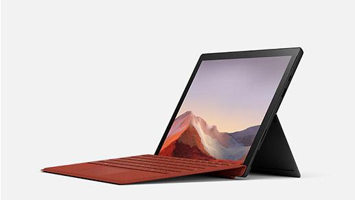 认识 Surface Pro 7