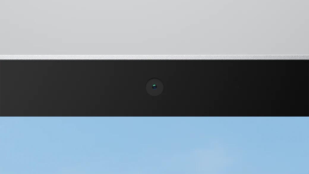 Surface Laptop 4 键盘和触控板的特写视图。