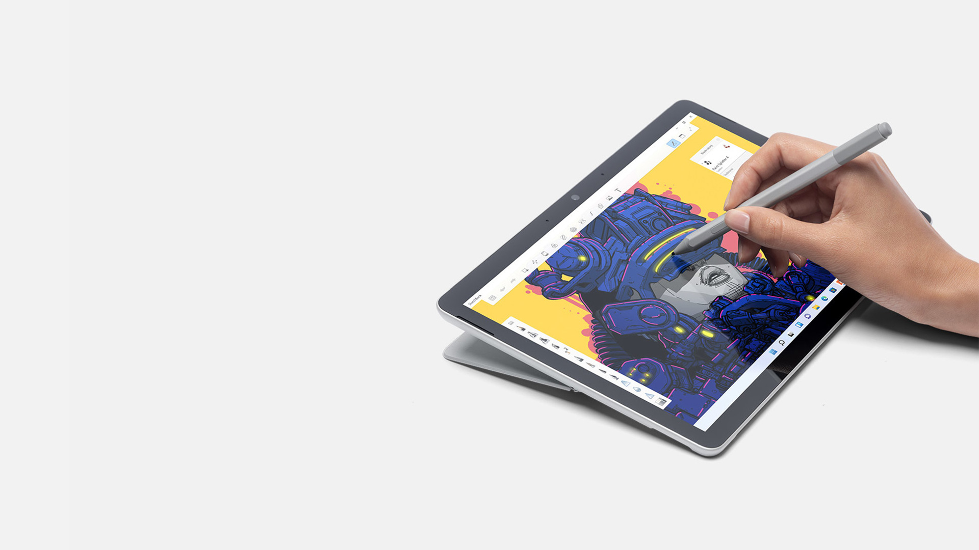 Surface Go 3 及触控笔