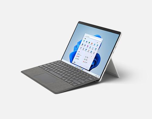 Pro 家族 - Surface Pro 8